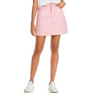 NWT BlankNYC A-Line Denim Mini Skirt